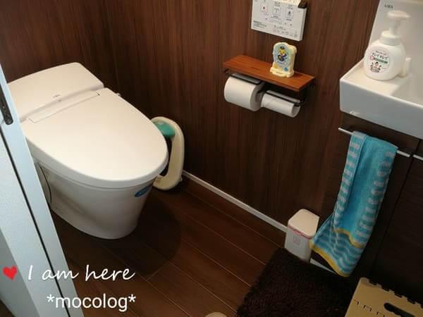 1階トイレ全体図