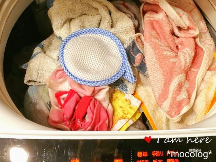 洗濯マグちゃん使用