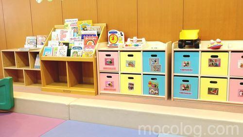 絵本とおもちゃ箱