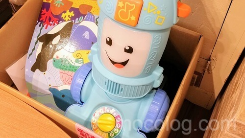 toyboxのおもちゃ
